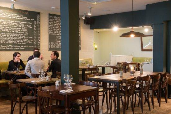 Vinoteca Marylebone interior 2