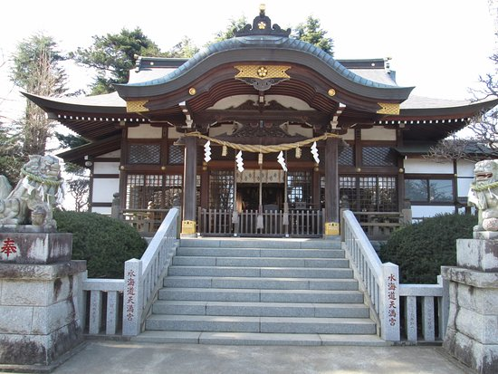 Mitsukaido Ten Shrine