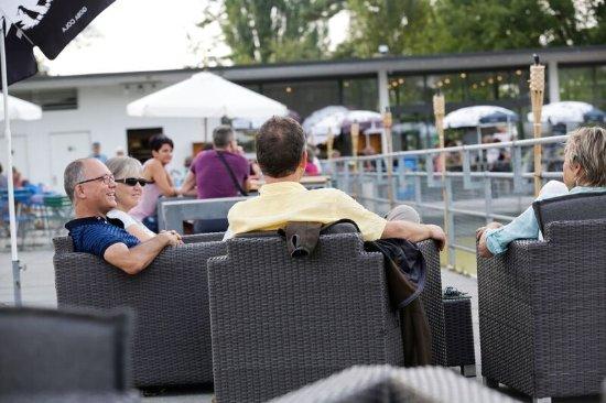 Arbon, Switzerland: einfach zurücklehnen und entspannen