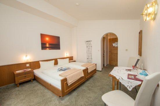Hotel Garni Landhaus Gitti: Classic Doppelzimmer ohne Balkon