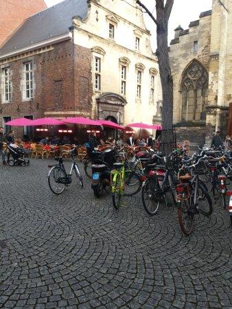 Fouron-le-Comte, Belgique : Maastricht - ca. 12 km entfernt