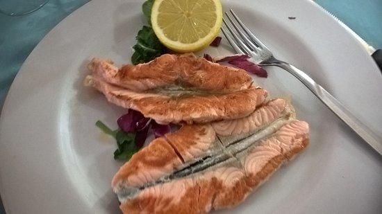 Menu fisso risotto alla pescatora foto di ristorante for Gemelli diversi ristorante milano