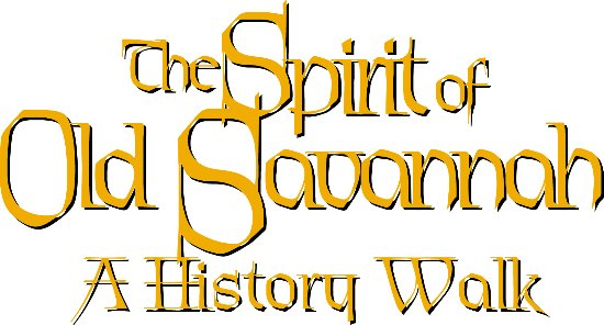 ‪The Spirit of Old Savannah: A History Walk‬