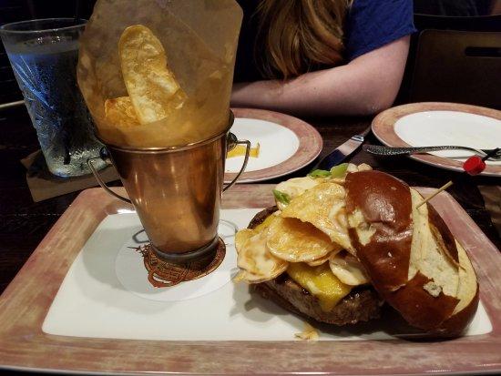 Universal Orlando The Kitchen Chocolate Emporium Dinner Reviews