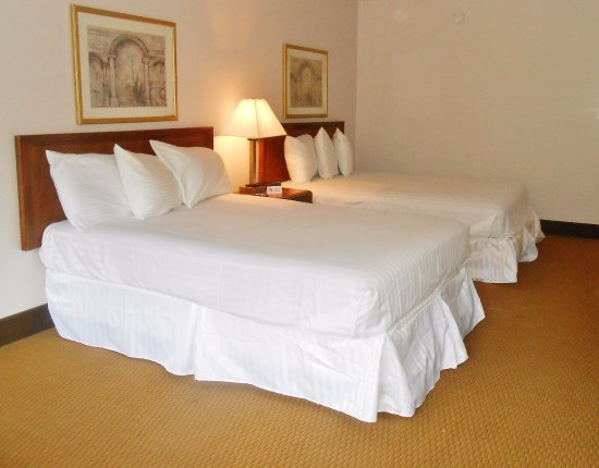 Americas Best Value Inn-Williamsburg/Lightfoot Area: Two Double Beds