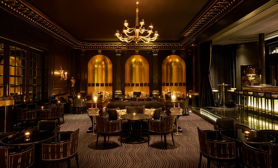 Photo of Lounge Beaufort Bar at The Savoy, London WC2R 0EU, United Kingdom