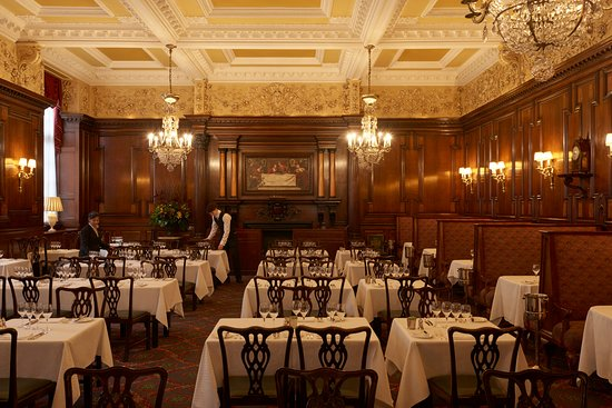 Photo of Modern European Restaurant Simpson's in The Strand at Charing Cross 100 Strand, London WC2R 0EW, United Kingdom