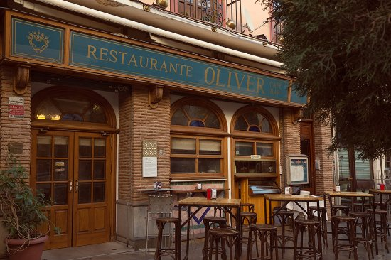 best sell reputable site authentic quality Restaurante Bar Oliver, Granada - Centro - Sagrario ...