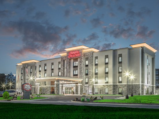 Hampton Inn & Suites Dublin