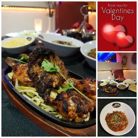 Barton-upon-Humber, UK: Valentines day special