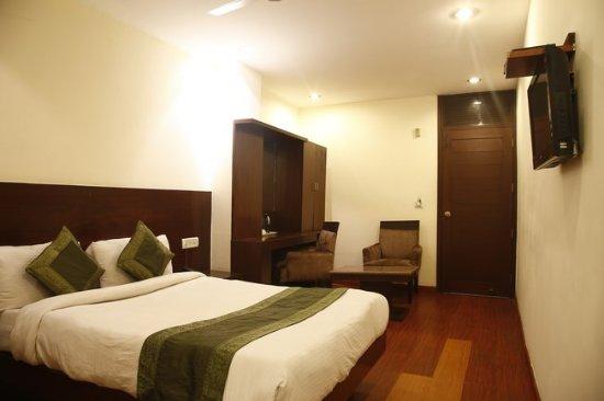 FabHotel Raj Paharganj: Deluxe Room