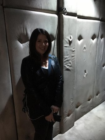 SF Armory: Everyone loves a padded cell.