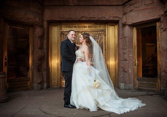 Minneapolis Lumber Exchange Building Wedding 14