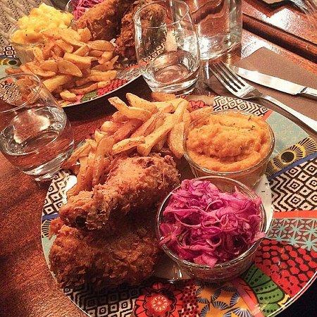Soul Food Restaurant Ile De France