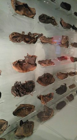 Hexham, UK: Shoes