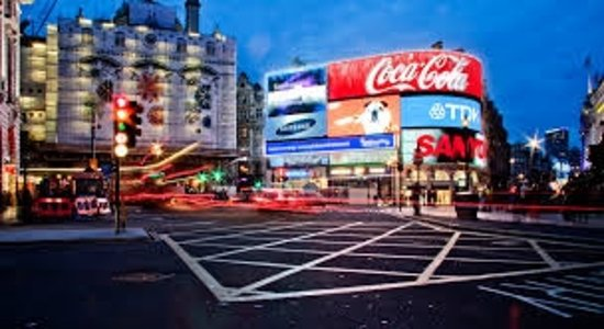 Piccadilly circus picture of piccadilly circus london for Time square londra