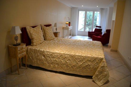 Lalinde, Frankrig: Bedroom Gite Rosette
