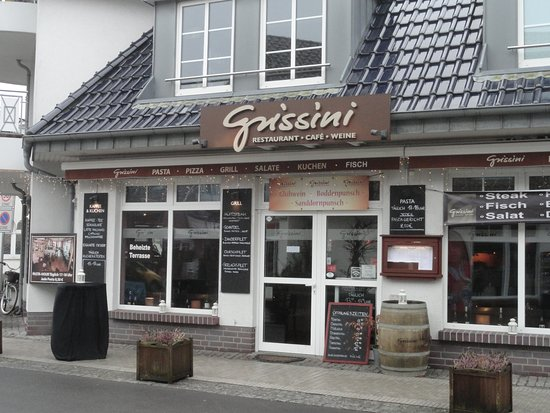 Great For Pizza Review Of Grissini Restaurant Zingst Germany