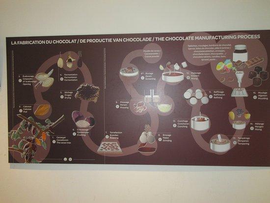 Koekelberg, Belgium: chocolat