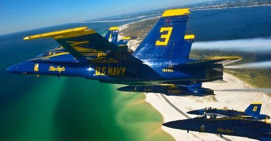 Perdido Key, FL: Blue Angels