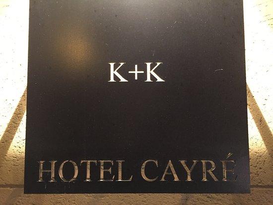 K+K Hotel Cayre: photo0.jpg