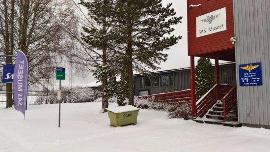 Ullensaker Municipality, Norwegen: Entrata
