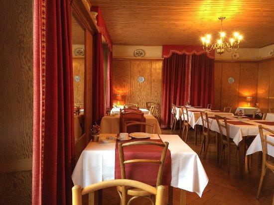 Evolene, สวิตเซอร์แลนด์: Only breakfast, but delicious
