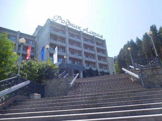 высокая лестница