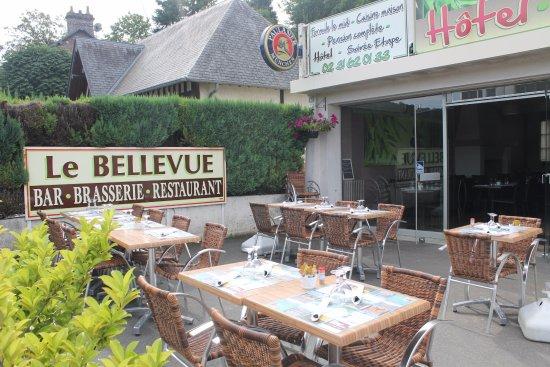 Le Bellevue Lisieux 46 Rue De Paris Restaurant Reviews Phone