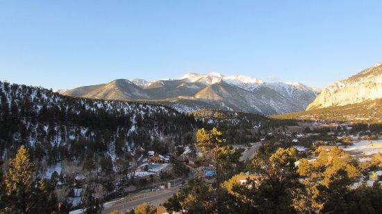 Nathrop, CO: Nestled in the Rockies Mt. Princeton Hot Springs Resort