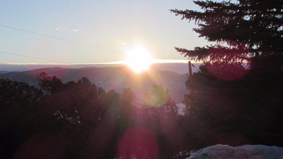 Nathrop, CO: Sunrise!