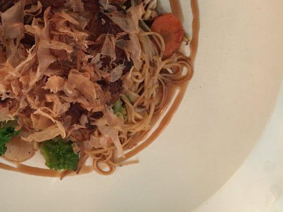 Delicieux thon aux saveurs asiatiques photo de au petit for Au petit jardin uzes