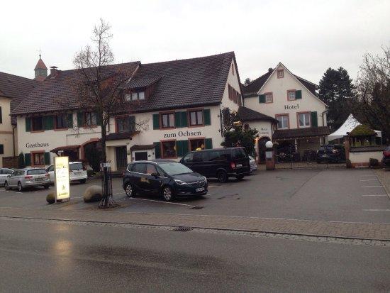 Binzen, Allemagne : Özellikle restaurant harika.