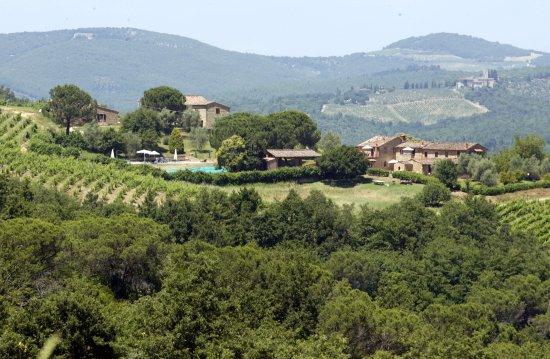 Vagliagli, Italy: il nostro agriturismo