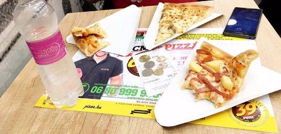 Pizza King: Nemt og billigt