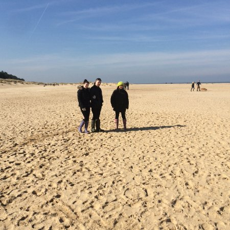 Wells-next-the-Sea, UK: Wells Beach