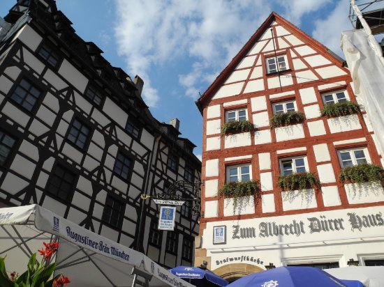 Zum Albrecht Dürer Haus, Nürnberg - Restaurant Bewertungen ...