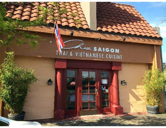 Belmont, CA: Chez Saigon Thai & Vietnamese Cuisine!!
