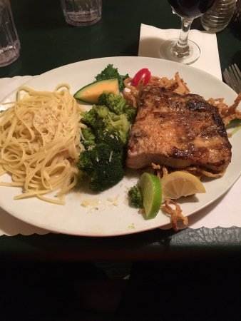 New Philadelphia, OH: Black Tip Shark Dinner Special