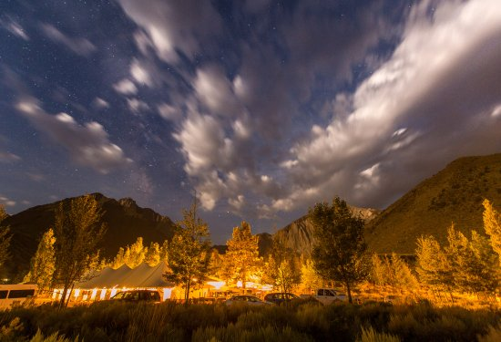 Convict Lake Resort: Summertime at Convict Lake