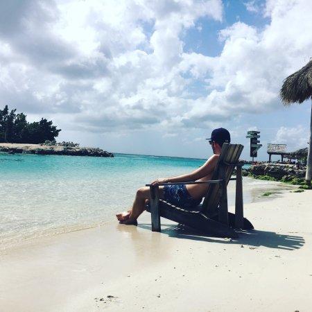 Lions Dive & Beach Resort Curacao: beach