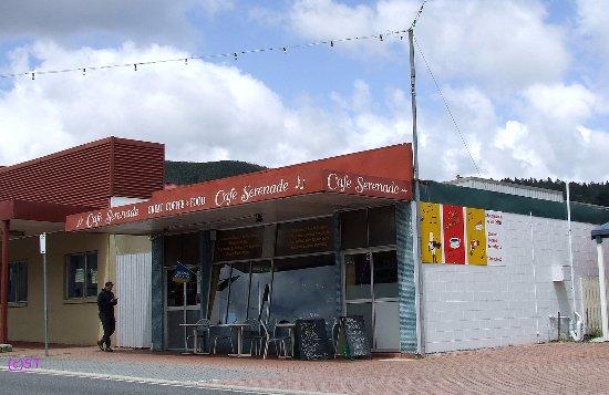 Queenstown, Australia: Cafe Serenade