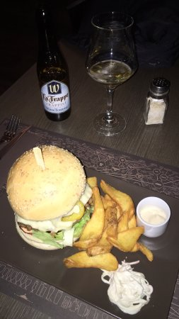 Cerro Maggiore, Italia: Amazing Burger .....
