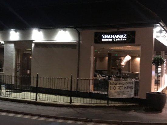 Haslemere, UK: Shahanaz