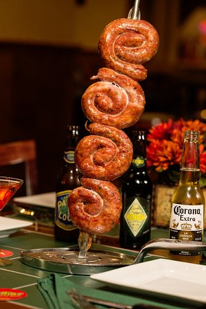 Nazareth, PA: Spice Sausage (homemade)
