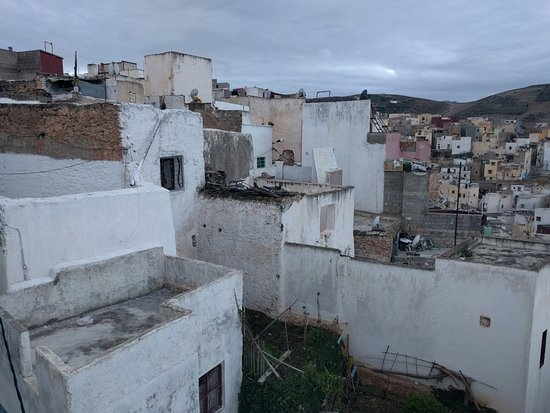 Dar KamalChaoui : More roof deck views
