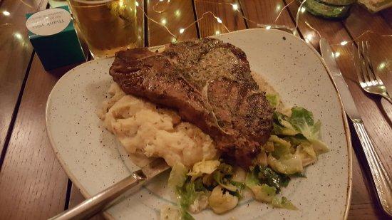 Libertyville, Илинойс: T-Bone Steak