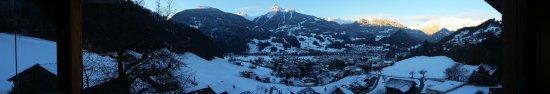 Schruns, Österrike: Chalet Christl