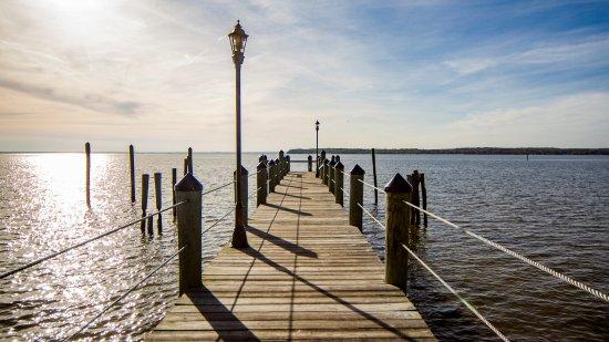 North East, Μέριλαντ: Sandy Cove pier