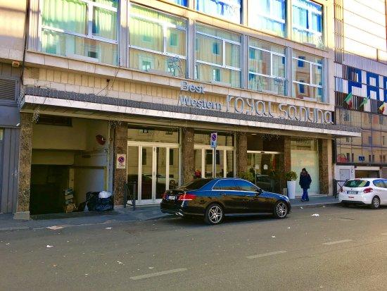 BEST WESTERN Premier Hotel Royal Santina Aufnahme